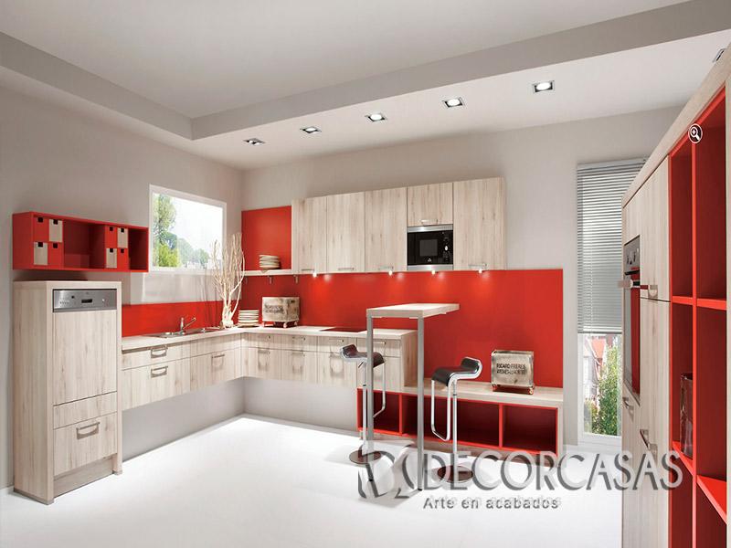 Muebles de cocina en melamine per muebles de melamine for Muebles de cocina americana modernos