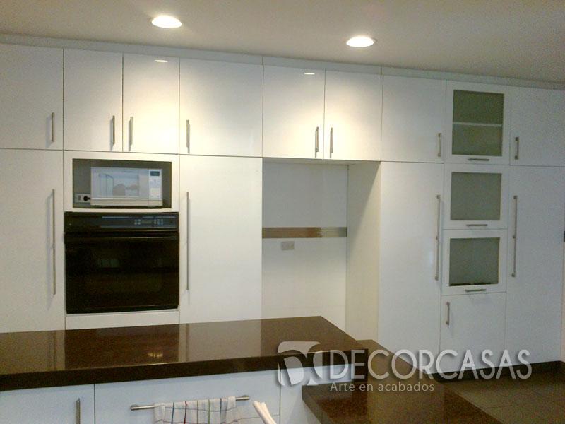 Muebles de cocina en melamine per muebles de melamine for Muebles de cocina para microondas
