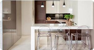 Muebles de cocina en melamine per muebles de melamine - Mueble barra cocina ...