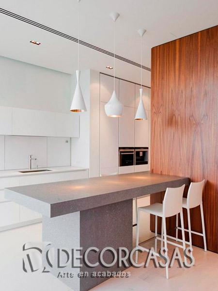 Muebles de cocina en melamine per muebles de melamine - Mueble mesa cocina ...
