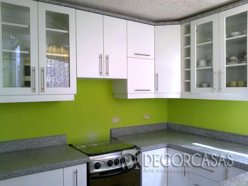Muebles de cocina en melamine Perú, Muebles de melamine Peru ...