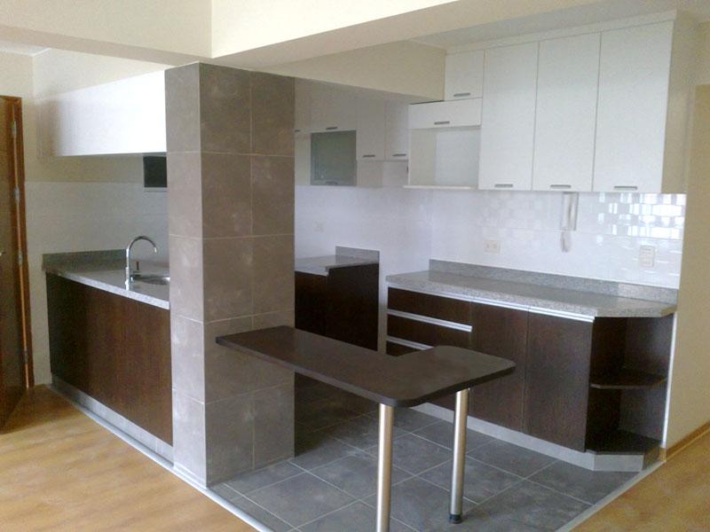 Muebles de cocina en melamine per muebles de melamine for Muebles color piedra