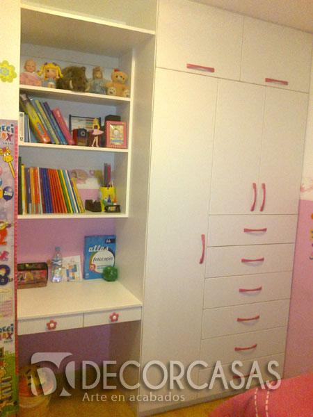 Muebles De Dormitorio Closet De Melamine Roperos De
