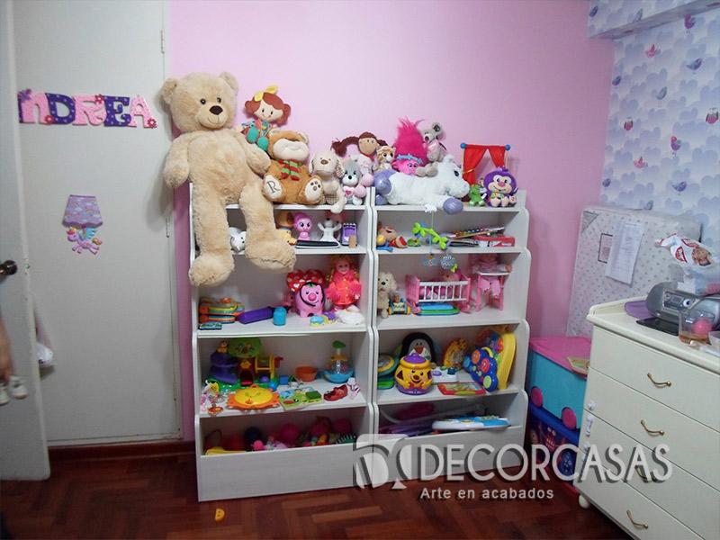 Muebles de dormitorio closet de melamine roperos de for Muebles dormitorio ninos
