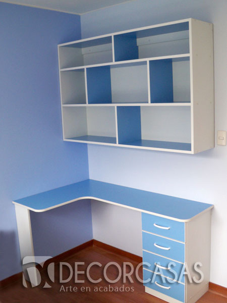 Muebles de dormitorio, closet de melamine, roperos de melamine ...