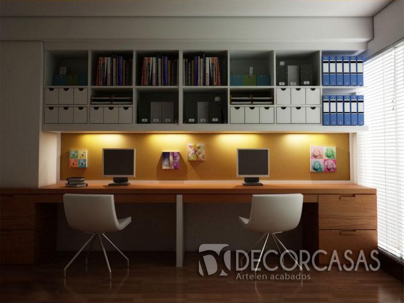 Muebles Oficina : Muebles para oficinas en melamine escritorios de