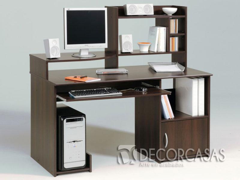 Muebles para oficinas en melamine, escritorios de melamine, armarios