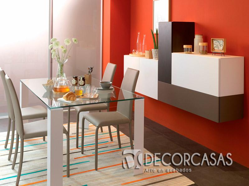 Muebles de sala en melamine muebles modernos centros de for Muebles sala comedor