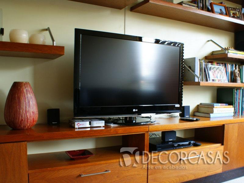 sala centro de entretenimiento mueble para tv mueble de Car  Salas De