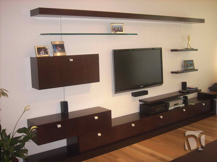 Muebles de sala en melamine muebles modernos centros de for Muebles home