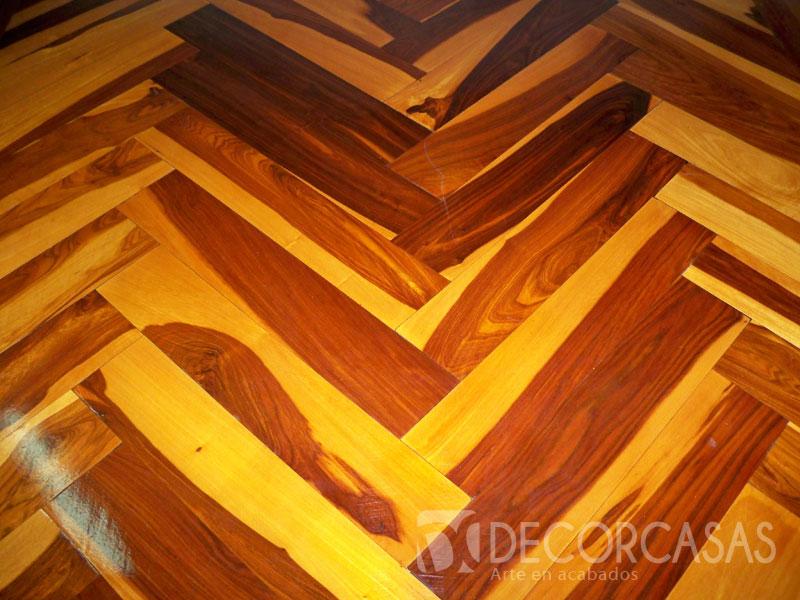 Pisos de parquet pisos de madera piso de parquet natural for Parquet madera natural