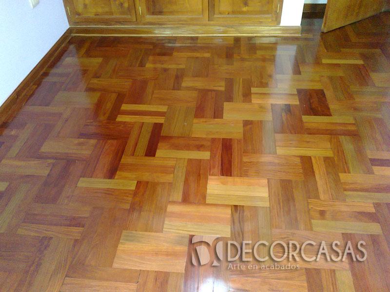 Pisos de parquet pisos de madera piso de parquet natural for Modelos de losetas para pisos