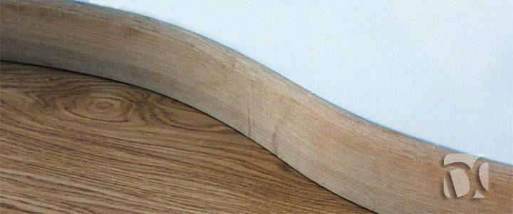 Z calos de madera z calos laminados for Tipos de zocalos