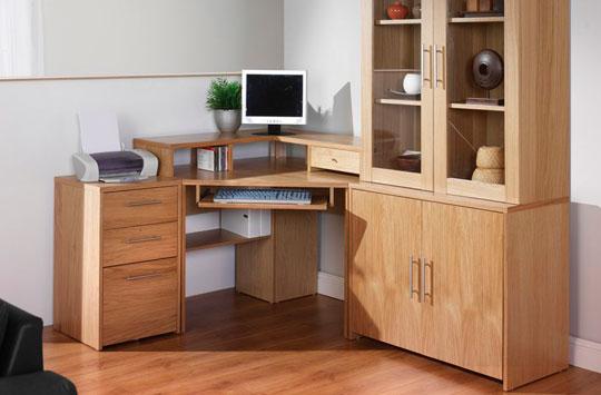 Muebles para oficinas en melamine escritorios de melamine for Diseno de muebles para oficina